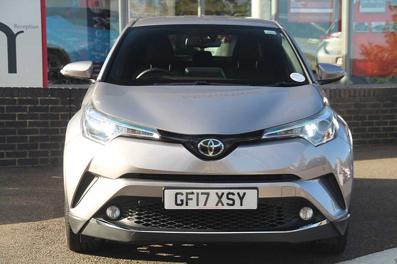 Toyota C-HR 1.2 T (115bhp) Excel Crossover 5-Dr
