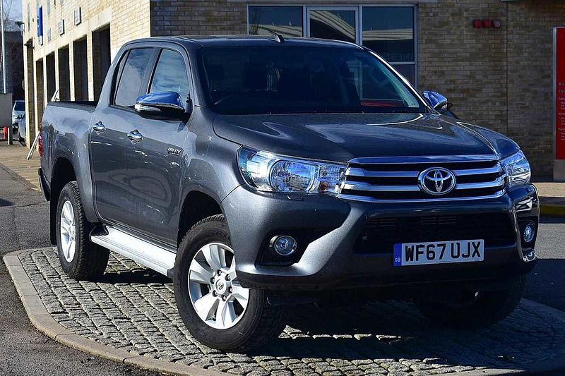 Toyota Hilux 2.4D-4D Icon Double Cab Pickup