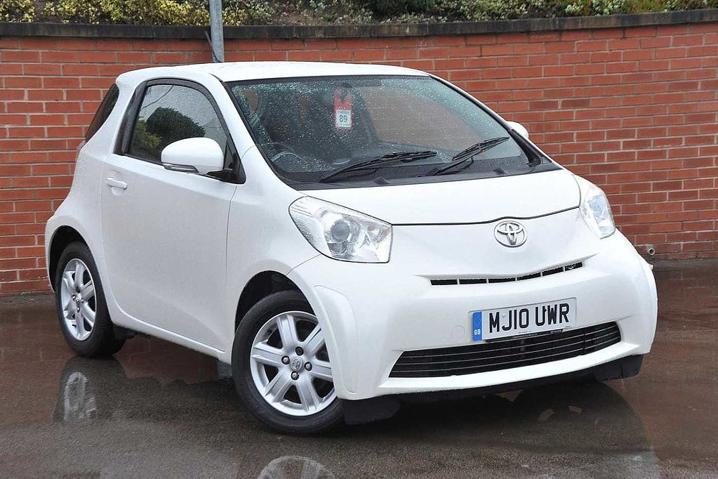 Used Toyota iQ for Sale from TOYOTA PLUS
