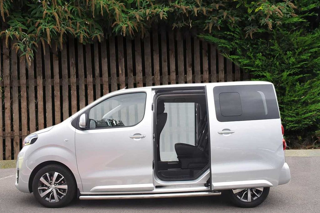 2017 Toyota Rav4 Mpg >> Toyota Proace Verso Family Compact 2.0D, Used vehicle, by Listers Toyota Coventry Coventry