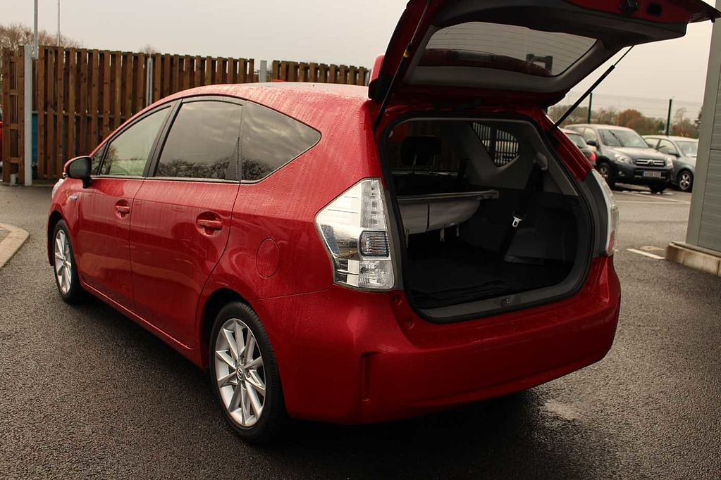 Toyota Of Colchester >> Used Toyota Prius + | Used Prius for sale | TOYOTA PLUS