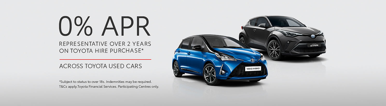 Toyota Oct offer